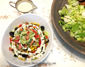 Mexican Bowl Salad